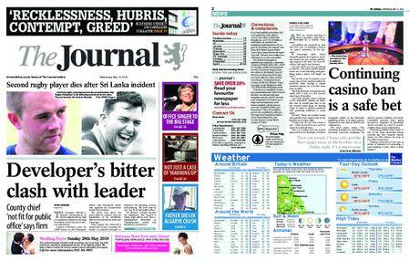 The Journal – May 16, 2018