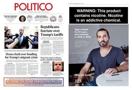 Politico – June 06, 2019