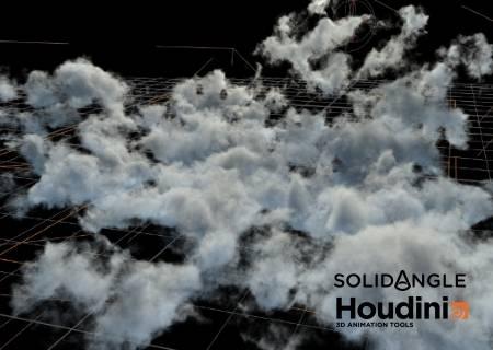 Solid Angle Houdini to Arnold 2.0.0 for Houdini