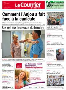 Le Courrier de l'Ouest Cholet – 02 juillet 2019