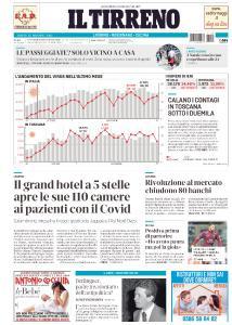 Il Tirreno Livorno - 20 Novembre 2020
