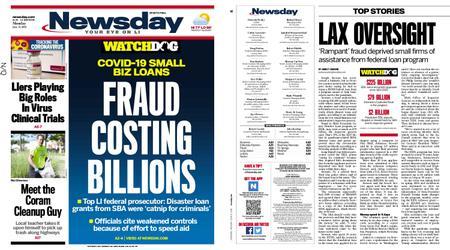 Newsday – June 21, 2021