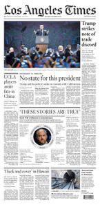 Los Angeles Times  November 11 2017