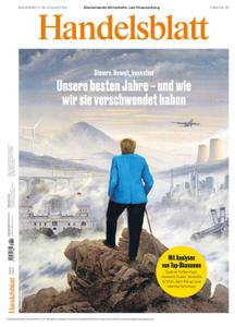 Handelsblatt - 27 August 2021