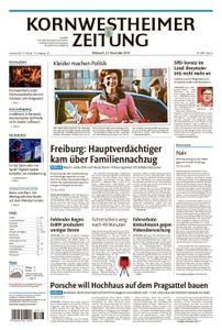Kornwestheimer Zeitung - 21. November 2018