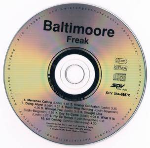 Baltimoore - Freak (1990)