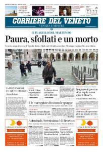 Corriere del Veneto Venezia e Mestre – 30 ottobre 2018