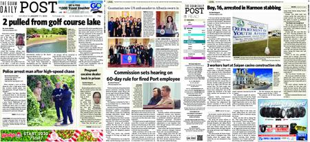 The Guam Daily Post – January 11, 2020