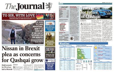 The Journal – October 02, 2019