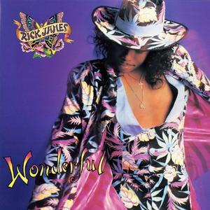 Rick James - Wonderful (1988/2014)