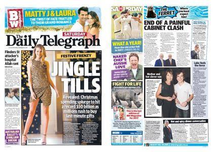 The Daily Telegraph (Sydney) – December 23, 2017