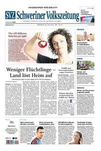 Schweriner Volkszeitung Hagenower Kreisblatt - 30. Juli 2019