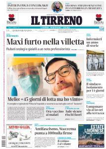 Il Tirreno Livorno - 1 Marzo 2021