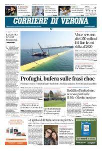 Corriere di Verona - 3 Luglio 2018