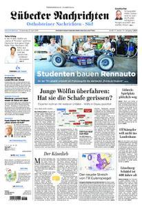 Lübecker Nachrichten Ostholstein Süd - 25. April 2019