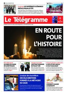 Le Télégramme Quimper – 24 avril 2021