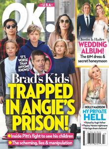 OK! Magazine USA - October 22, 2018