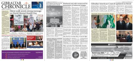 Gibraltar Chronicle – 11 October 2018