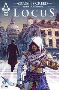 Assassin's Creed - Locus 001 (2016) (Digital) (Pirate-Empire