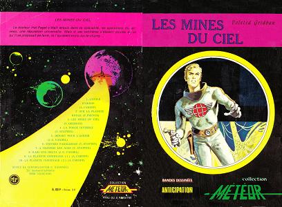 Collection Météor - Tome 3 - Les Mines du Ciel