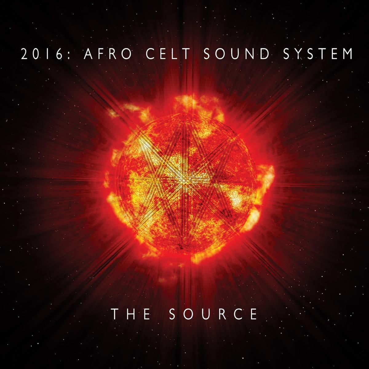 Afro Celt Sound System - The Source (2016)