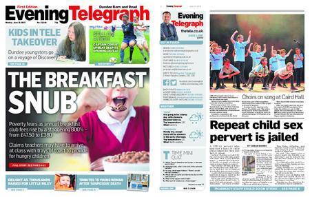 Evening Telegraph First Edition – June 10, 2019