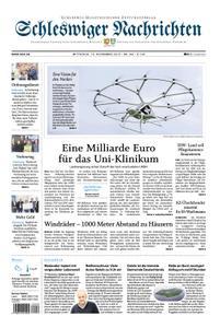 Schleswiger Nachrichten - 13. November 2019