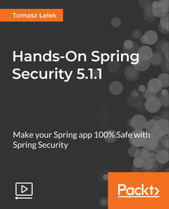 Hands-On Spring Security 5.1.1