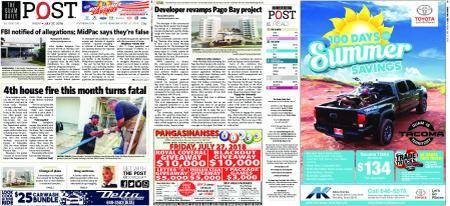 The Guam Daily Post – July 27, 2018