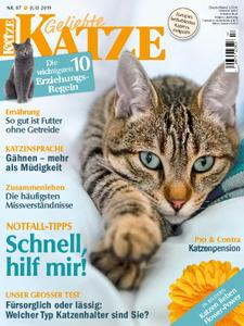 Geliebte Katze – Juni 2019