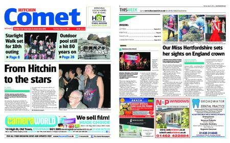 The Comet Hitchin – August 16, 2018
