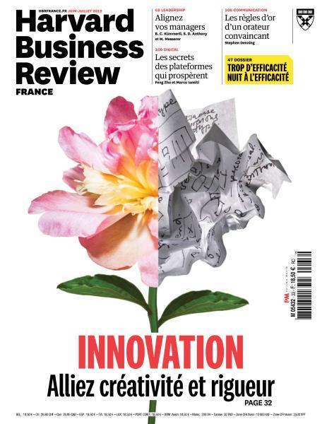 Harvard Business Review - Juin-Juillet 2019