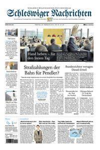 Schleswiger Nachrichten - 23. Februar 2018