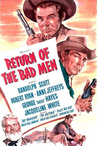Return of the Bad Men (1948) [Re-Up]