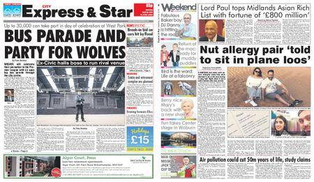 Express and Star City Edition – April 28, 2018