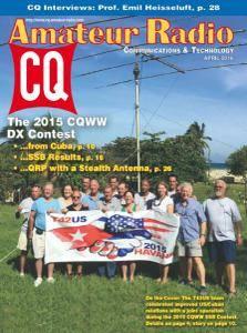 CQ Amateur Radio - April 2016