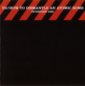 U2 How to dismantle an atomic bomb intervieuw disc