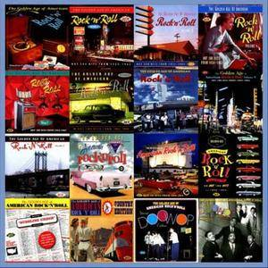 V.A. - The Golden Age Of American Rock 'n' Roll: Vol. 01-18 (18CDs, 1991-2011)