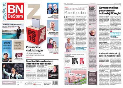 BN DeStem - Bergen op Zoom – 16 maart 2019