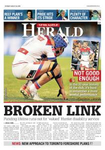 Newcastle Herald - August 26, 2019