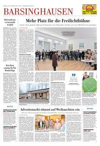 Barsinghausen/Wennigsen - 26. November 2018
