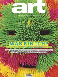 Art Magazin - Juni 2021
