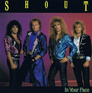 Shout - In Your Face (1989)