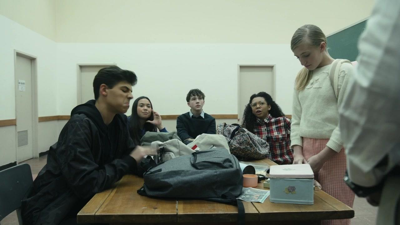Detention Adventure S02E02