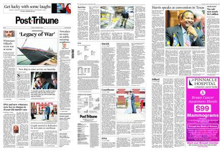 Post-Tribune – October 25, 2019