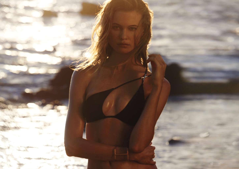 Behati Prinsloo - Victoria's Secret Swim Catalog 2015