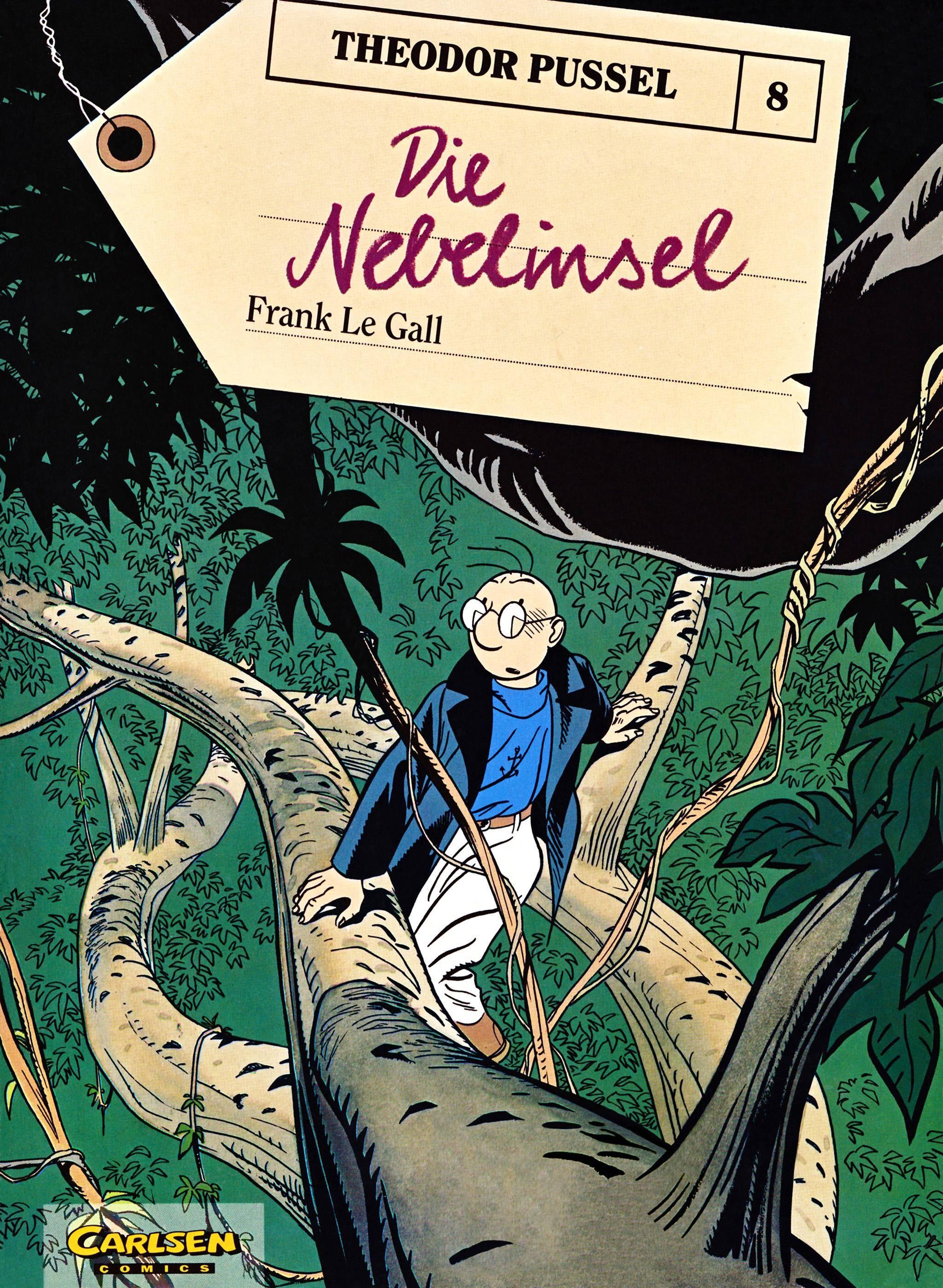 Theodor Pussel 08 - Die Nebelinsel (1994)