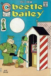 Beetle Bailey 110 Charlton Titansfan