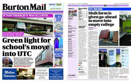 Burton Mail – December 07, 2017