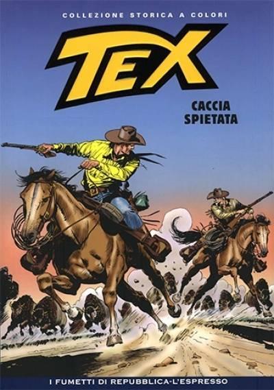 Tex Willer Collezione Storica a Colori 128 - Caccia spietata (2009)
